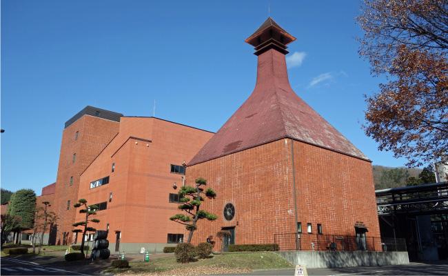 NIKKA威士忌仙台工廠宮城鄉蒸餾所
